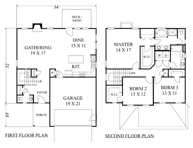 Practical House Plans House And Home Design