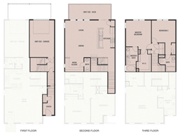 James wentling architects portfolio for Stacked duplex floor plans