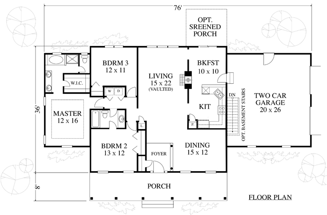 James Wentling Architects House Plans